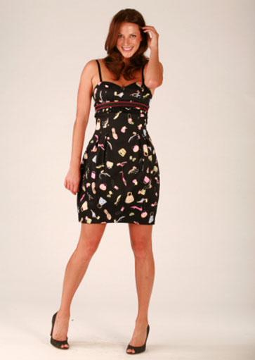 Front Cover Fashion Exquisite Originals By Allison Koh Thornbury